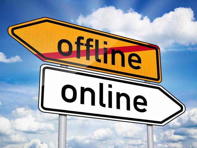 Советы по поиску работы в онлайн и офлайн режимах